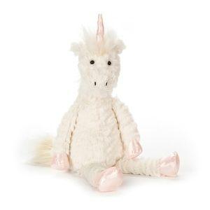 (RARE, Retired) Jellycat Dainty Unicorn